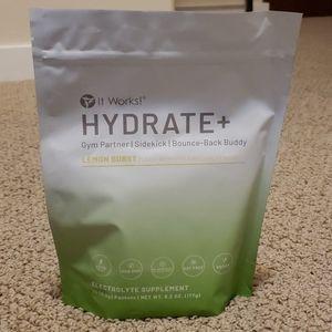 It Works Hydrate+ Lemon Burst
